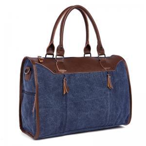 Quality Work Laptop Smooth Zipper Cross Shoulder Bag For Short Distance Business Trip for sale