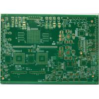 Quality 1.2mm Thickness Immersion Gold PCB Finishing and 200X300mm for sale