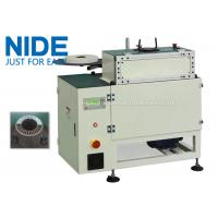 Quality Single Working Station Paper Folder Inserter Machine For Small And Medium-Sized Three Phase Motor for sale