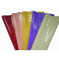 Buy Printed translucent OPP wrapping paper teacher gift with Single Side 50cm * 70cm at wholesale prices