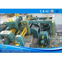 Quality Thick Plate Sheet Metal Cutting Machine , Automatic Steel Cut To Length Machine for sale
