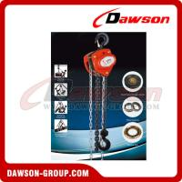 China DAWSON High quality DSVS-A type Chain Block that Made in China on sale