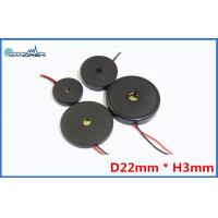 Buy Househould Alarm Wire Ultrasound Piezoelectric Transducer Waterproof Buzzer at wholesale prices