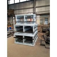 Buy 3.0×1.3×2.2M Construction Material Lifting Hoist With 60m / min Rated Lifting Speed at wholesale prices