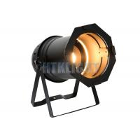 Buy cheap Alluminun Housing RGB LED Stage Light , 200W COB LED Par With Halogen 3200K from wholesalers