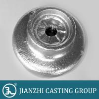 China Post type cap fitting porcelain disc insulator on sale