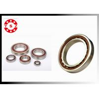 Quality INA Stainless Steel Ball Bearings C0 ABEC -3 7006C Impact Resistance for sale
