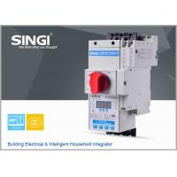 Quality SWCPS Series Fire Isolation Air Circuit Breakers  , Control Protective Switch CPS for sale