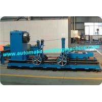 Quality CNC Tube And Pipe Profil Cutting Machine , CNC Steel Pipe Profile Cutting Machine for sale