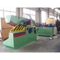 Quality Integrated Alligator Mobile Scrap Metal Shear Q43 - 3150A / Waste Sheet Shears for sale
