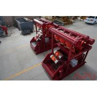 Quality Oil rig drilling fluid solids control mud cleaner for sale at Aipu solids for sale