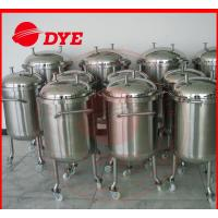 Quality DYE 250 Gallon Cylindro Conical Fermenter 50Mm - 80Mm Insulation for sale