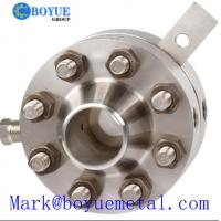 China Super Duplex Stainless Steel Flange 14 Copper Nickel Flanges #900 WN Flanges on sale