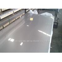 Quality ASTM A240 M - 15  Cold Rolled Stainless Steel Sheet  / 0.3 - 6mm 304 SS Plate for sale