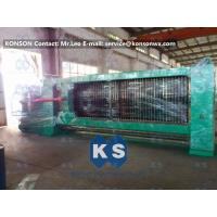 Quality Double Twist Gabion Mesh Machine With Overload Protect Clutch And Hydraulic System for sale