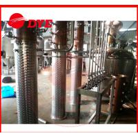 Buy 1 - 3 Layers Whisky Distillation Kit , Fractional Distillation Apparatus at wholesale prices