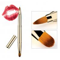 Quality Double Head Lip Makeup Tools , Lip Liner With Brush 1 CM Hair Length for sale