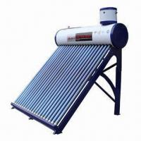 Low Pressure Solar Water Heater, Resists Not More Than 30mm Hail