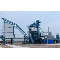Buy 50T Hot Aggregate Bin Asphalt Mixing Plant With Toledo Sensor Cold Riveting Technology at wholesale prices