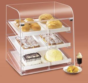 China Acrylic Bakery Display Case on sale