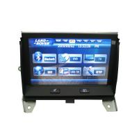 Quality Multi-language Land Rover DVD Player FM AM Touch Screen ST-803 for sale