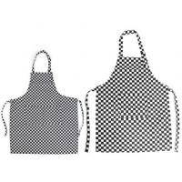 Quality Cotton Material Cute Cooking Aprons Customized For  Home Cooking Baking for sale