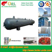 Quality Power Plant CFB Boiler Drum Environmental Protection , Oil Steam Boiler Drum for sale