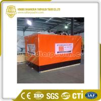 Quality UV Resistant Waterproof Pallet Cover Tarp PVC Tarp for sale