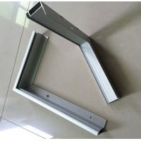Quality Customeized Aluminum Frames For Solar Panels , Oxidation Aluminum Extrusion Profiles for sale