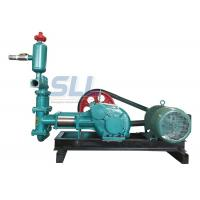 Buy cheap 20 Bar Single Cylinder Piston Cement Grouting Pump For Building Construction from wholesalers