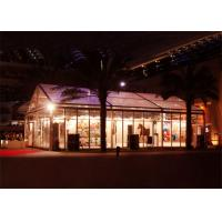Quality Standard Size Clear Tent For Governmental Party Events, Commercial Wedding Canopy for sale