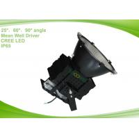 Quality Black Industrial LED Lamps 150w Narrow Beam Angle Cool White 80Ra for sale
