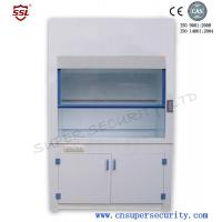 Buy 8mm Polypropylene Lab Fume Hood Rust-Resistance Pfh High capacity for corrosive substance at wholesale prices