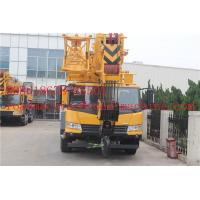 Quality XCMG SANY RT40E 40 Ton All Wheel Drive Small Rough Terrain Tractor Crane 4X4 Low Fuel Consumption for sale
