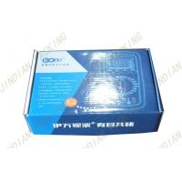 China Promotional Corrugated Paper Boxes For Packing, Single Wall Corrugated Carton Box on sale