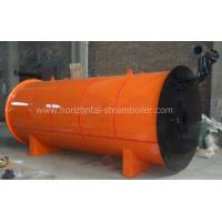 Quality 300kw Efficient Thermal Oil Boiler Steel Tube Gas Fired Horizontal Low Pressure for sale