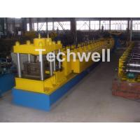 Quality Casting Structure Rack Beam Roll Forming Machine / Box Beam Roll Forming Machine With 1.8-2.3mm Thickness for sale