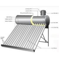 Quality compact pressure solar water heater for sale