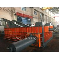 Buy cheap Y81F - 400 with Double Main Cylinders Hydraulic Scrap Metal Baling Machine -- Made in China from wholesalers