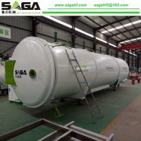 Quality Timber Drying Chamber Vacuum Machine With High Frequency From SAGA Machinery for sale