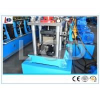 Quality Automatic Steel Roll Forming Machine , Sheet Metal U Channel Roll Forming Machine for sale