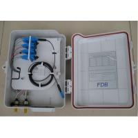 Quality FDB-0216B 16Core FTTH Fiber Customer Terminal Box for sale