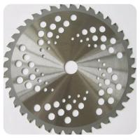 China TCT saw blade for grass cutting  - Shanghai Luxutools Co., Ltd on sale