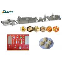 Food Corn Puff Snacks Making Puff Snack Machine With Highly Performance