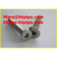 Quality duplex stainless 1.4835 steel fastener bolt nut and washer for sale