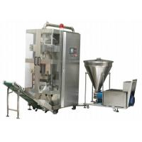 Quality Fully Automatic Pouch Packing Machine VFFS For Food / Tea / Maize / Juice for sale