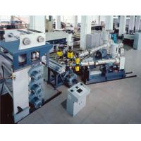 Quality ABS Plastic Plate Extrusion Line 1mm to 20mm Single Screw Extruder for sale
