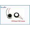 Buy cheap Sound Press Level Waterproof 8 Ohm Mini Speaker In Round Shape from wholesalers