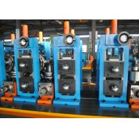 Quality Industry Carbon Steel Precision Tube Mill , Mill Speed 30-100m/min for sale