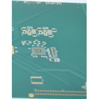 Quality Communication Rigid TS16949 Fr4 PCB Board Immersion Tin For Antenna for sale